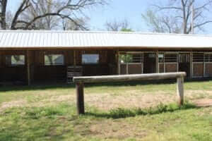 Where to Stay in the Ozarks (near Eminence, MO) with a horse