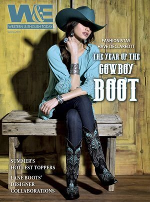 The Year The Cowboy Boot Takes Center Stage