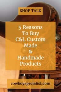 5 Reasons To Buy C&L Custom Made & Handmade Products