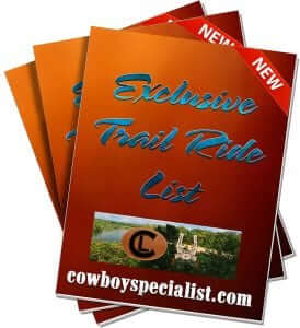 Exclusive Trail Ride List