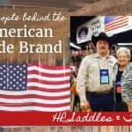The people behind the American Made Brand HR Saddles & Tack