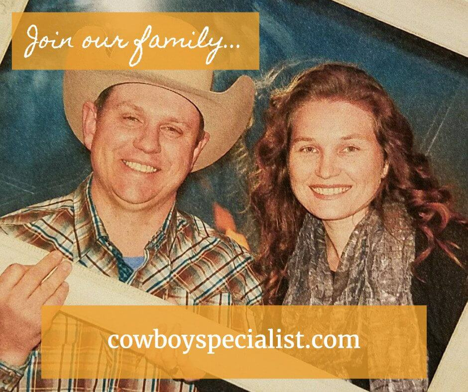Ryan & Bridget Liggett of Cowboy Specialist