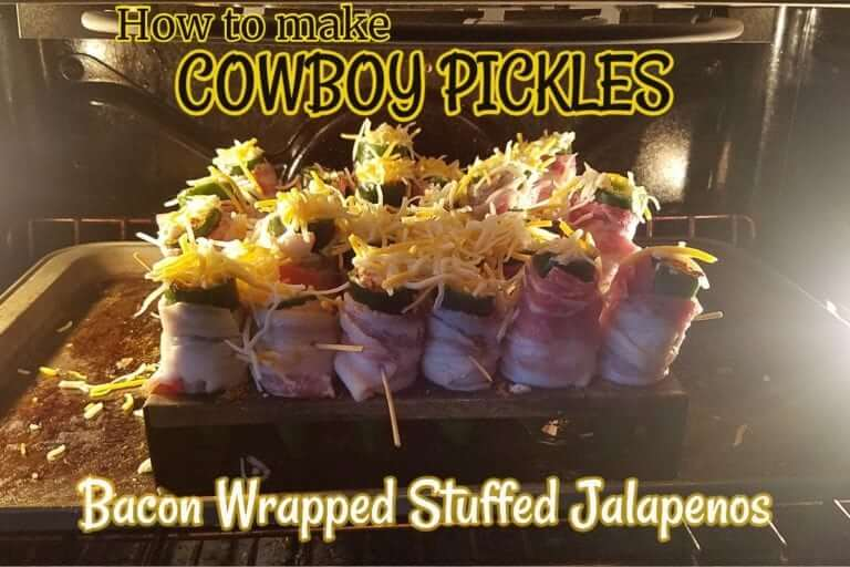 How to make Bacon Wrapped Stuffed Jalapenos