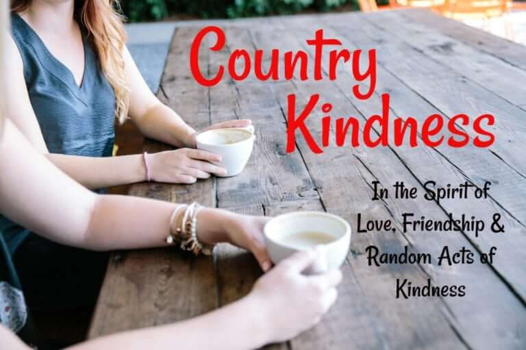 Love, Friendship & Random Acts of Kindness