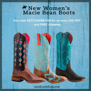 C&L Saddles | Lucky 6 Outfitters Macie Bean Boots