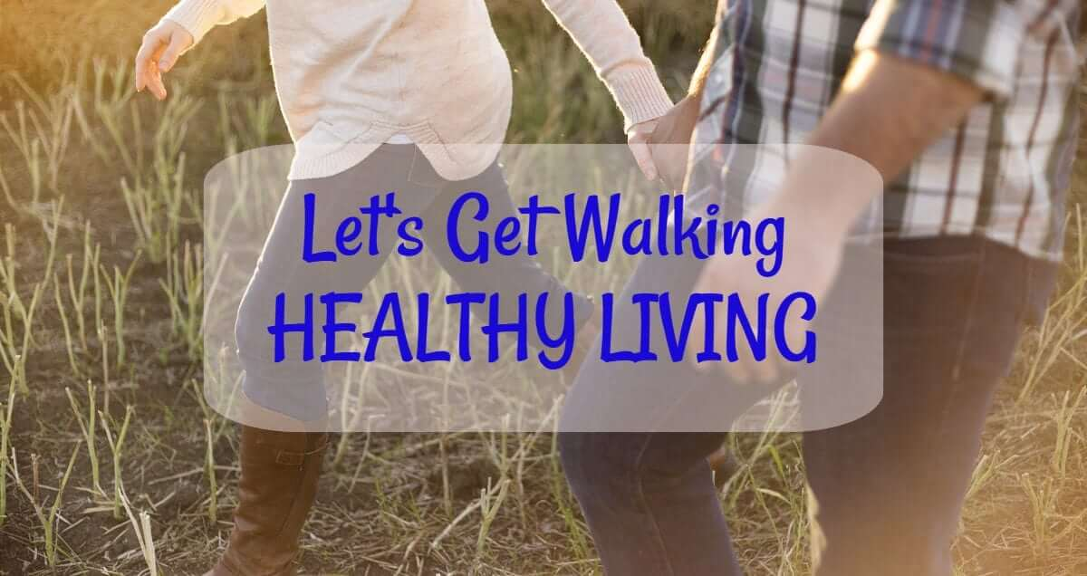 Ready to get healthy? Let's Get Walking